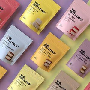 The Mallows. Alle produkter.Med chokolade. B2B. kundegaver. Julegaver. personalegaver. med chokolade. økologiske. økologi