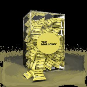 The Mallows Flowpacks-Økologiske-skumfiduser-Lemon, citrus smag marshmallows fra Emma Bülow