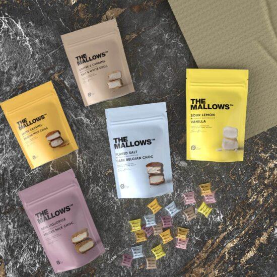 Sensommerkit 2021-indhold-enkeltpakkede-flowpacks-chokolade